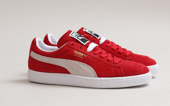 puma-suede-high risk red