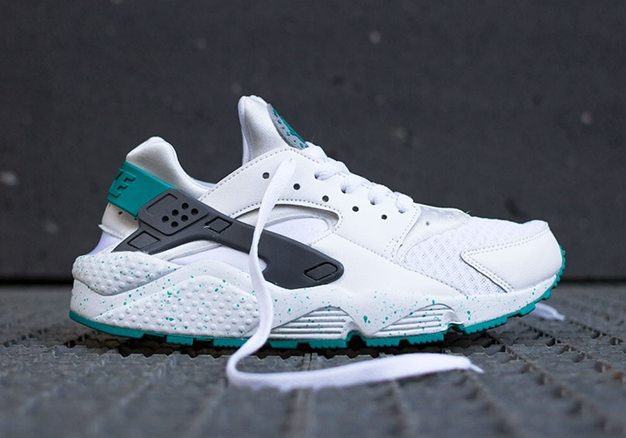 turbo-green-huaraches