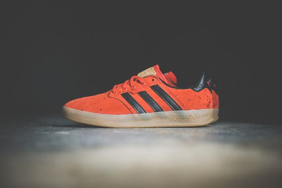 adidas skateboarding-seeley cup-triora red