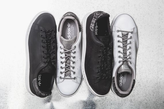 adidas-stan smith-reflective pack