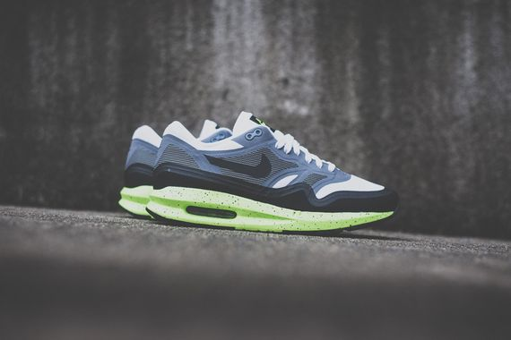 nike-air max lunar1-black-volt