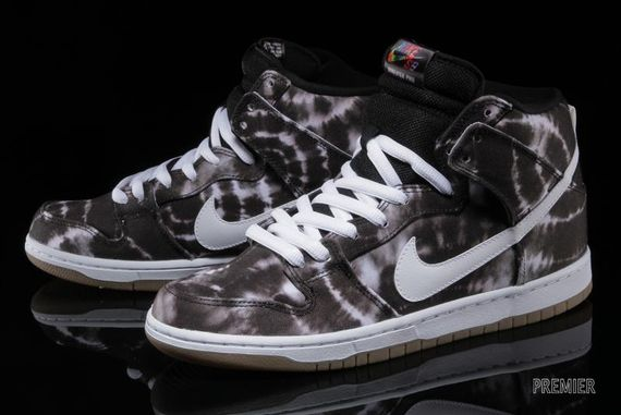 nike sb-dunk high-tie dye