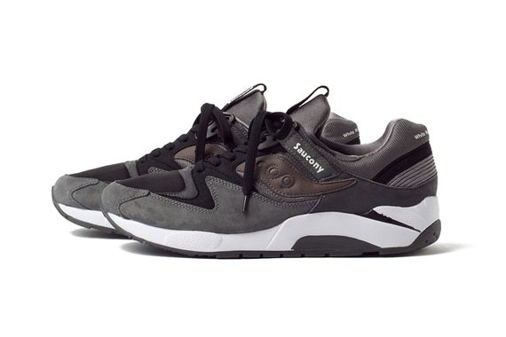 saucony-white mountaineering-grid 9000 collection