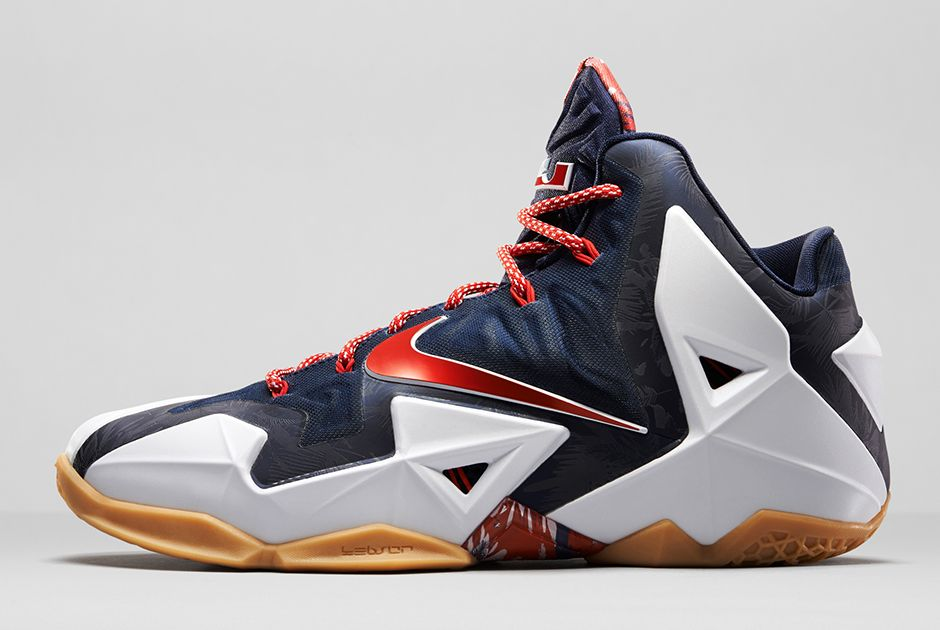 Nike-LeBron-11-Independence-Day-2