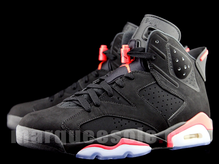 Latest Air Jordan VI Retro