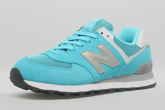 new balance-574-turquoise-silver