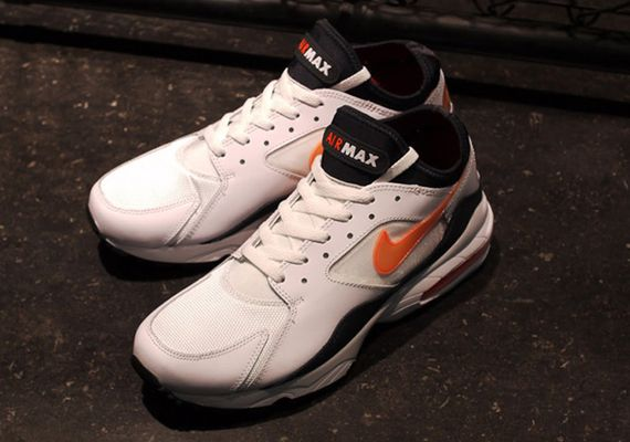 nike-air max 93-white-black-orange
