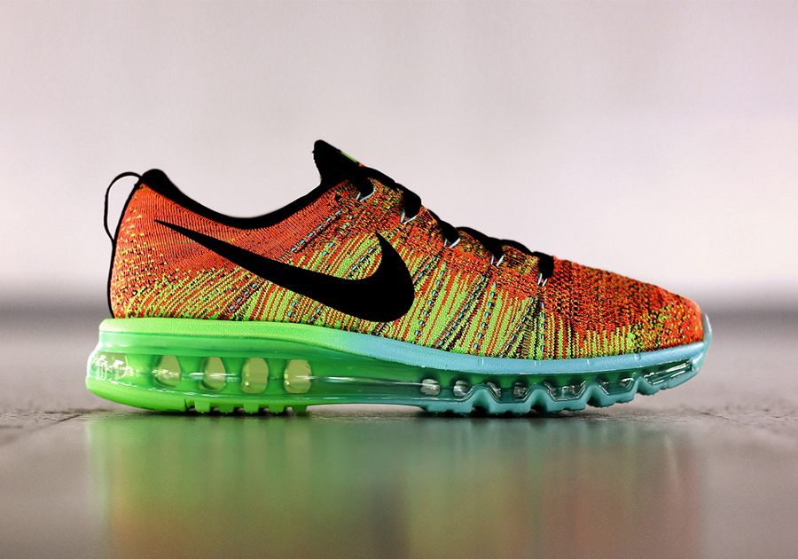 nike-flyknit-air-max-atomic-orange-vivid-blue-volt