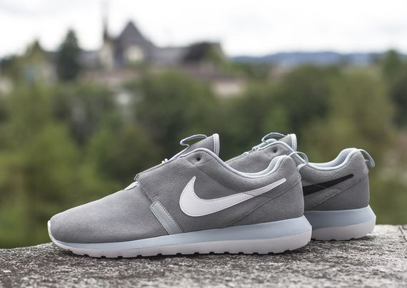 nike-roshe run nm-cool grey