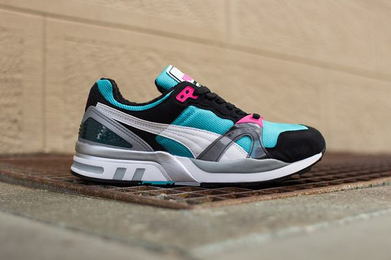 innovative design efb0b 85b09 ... puma trinomic pink ...