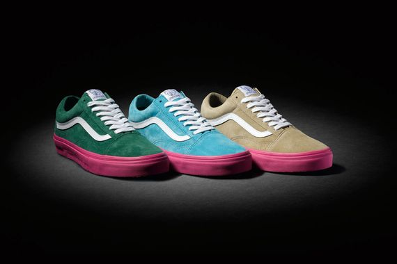 vans syndicate-odd future-old skool