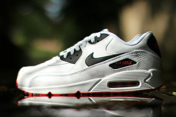 nike-air max 90 leather-white-black-red_03