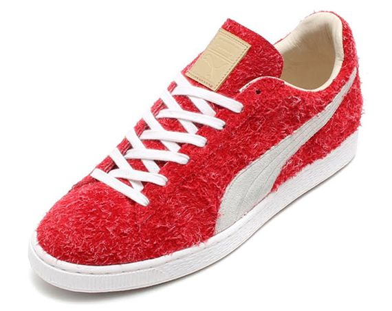 puma-suede-angora-ribbon red