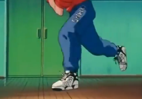 Activo Óptima Completo  How Many Sneakers can You Spot in this Japanese Anime?