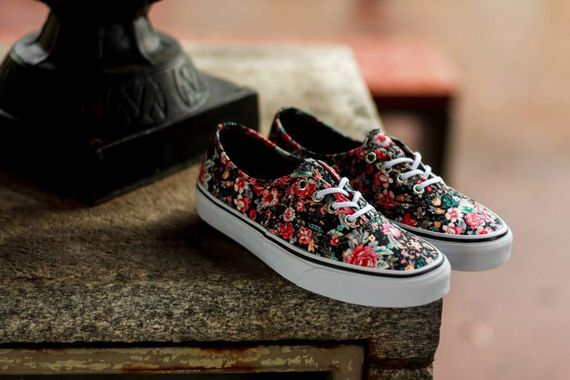 vans-authentic-fall 2014-floral