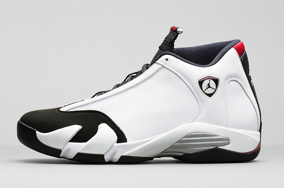 "purchase cheap 28b4c 7afba Air Jordan 14 Retro ""Black Toe"" – Release Reminder"