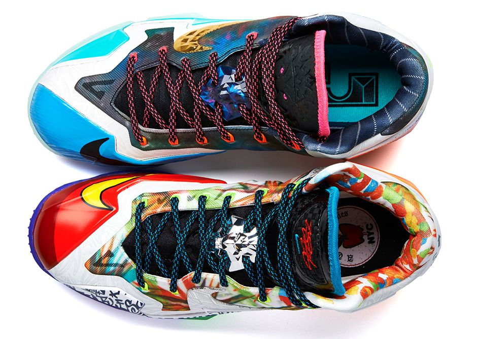 Nike What The Lebron 11 Release Reminder