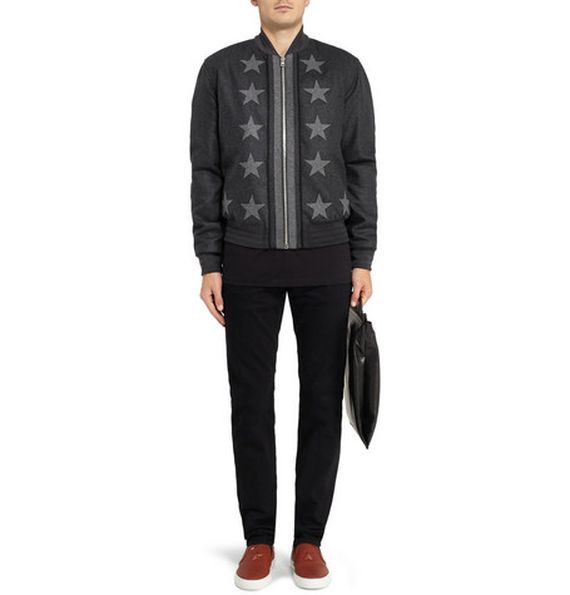 givenchy-star applique-wool bomber_05