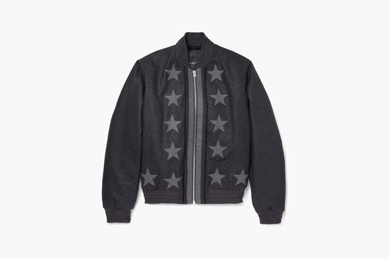 givenchy-star applique-wool bomber_06