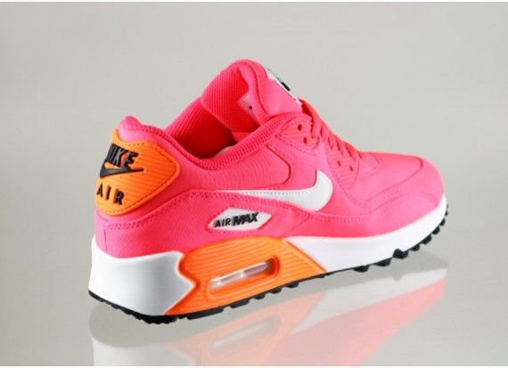 nike-air max 90 gs-total orange-hyper punch_02