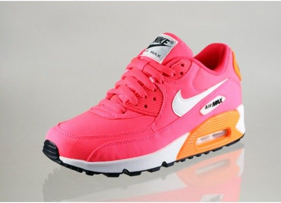 nike-air max 90 gs-total orange-hyper punch_03