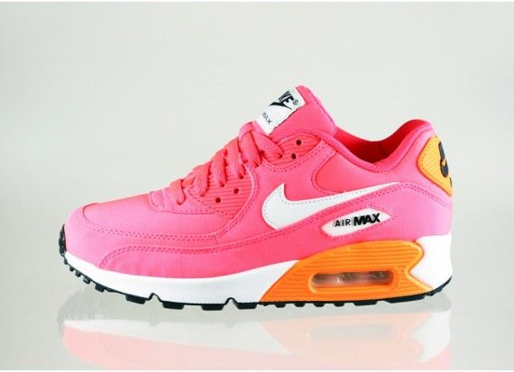 nike-air max 90 gs-total orange-hyper punch_04