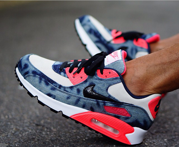 air max 90 infrared blend