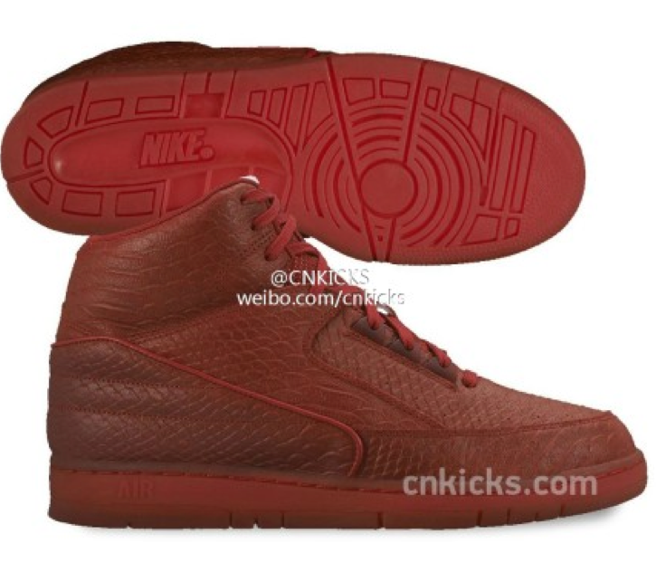 nike-air-python-red-snake