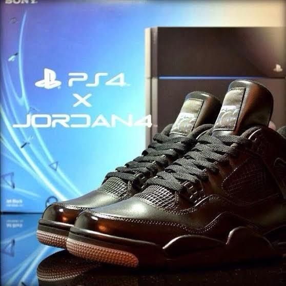 playstation-4-air-jordan-4-retro
