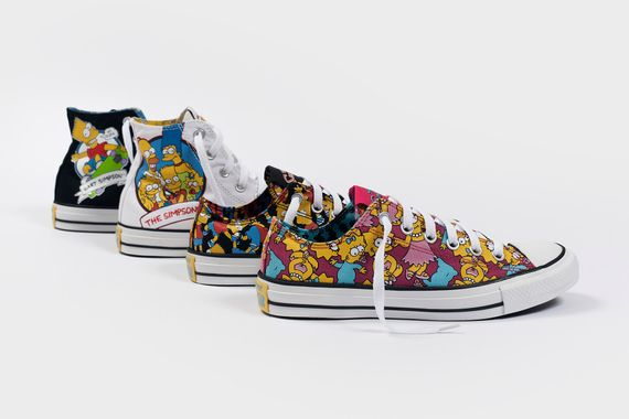 the simpsons-converse-fw14