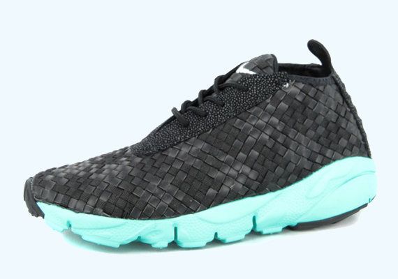 nike-air footscape desert chukka-black-turquoise