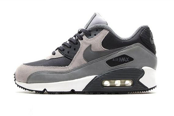 nike-air max 90 prm-anthracite-dark grey