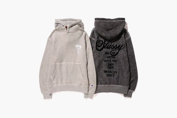 stussy-champion japan-fw14 fleece collection_02