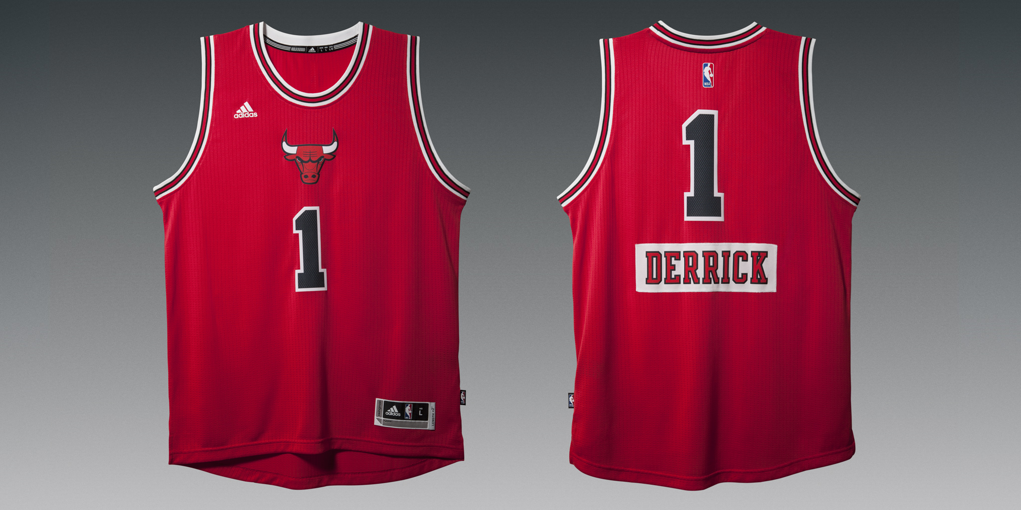 adidas-NBA Christmas Day, Chicago Bulls, Derrick