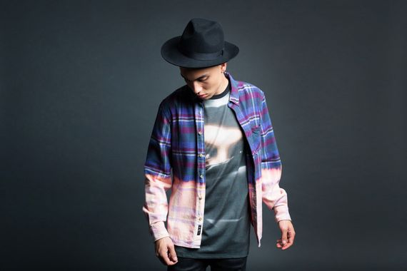 black scale-winter 2014 lookbook