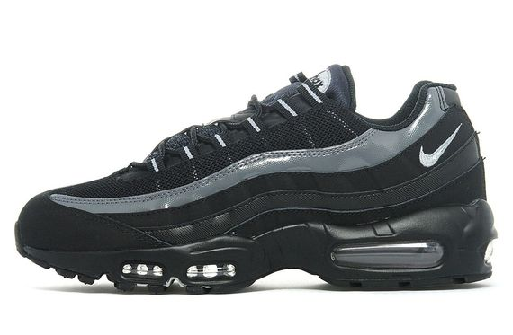 nike-air max 95-black-grey
