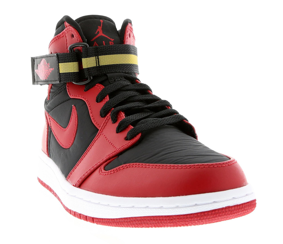 Air-Jordan-1-HI-Strap-Black-Gym-Red-front
