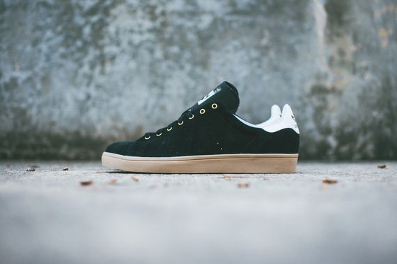 adidas sb-stan smith vulc-black-gum