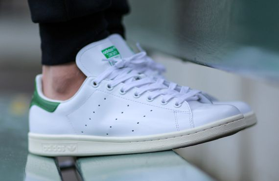 adidas-stan smith-dark green