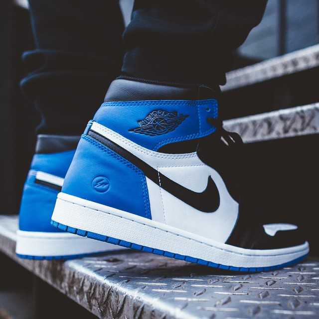 Fragment Jordan Air 1 Marshalls Emplacements