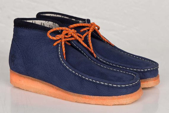 mf doom-clarks-wallabee-navy-orange_09