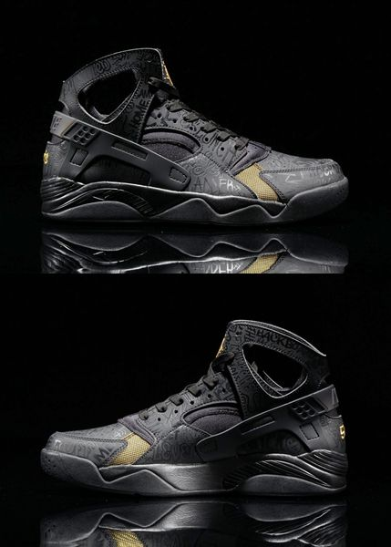 nike-air flight huarache-trash talking