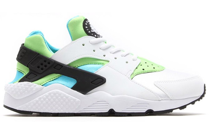 nike-air-huarache-white-clearwater-flash-lime-670x400
