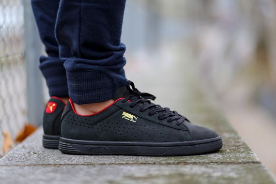 puma-court star og-black-risk red