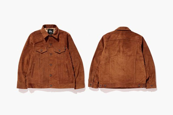 stussy-luxe suede-