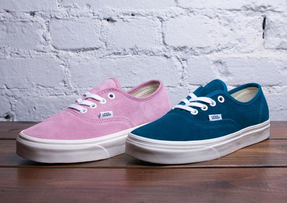 vans-authentic-vintage suede