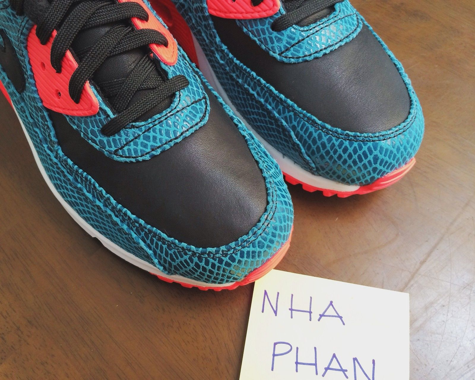 nike-air-max-90-infrared-teal-snake-5