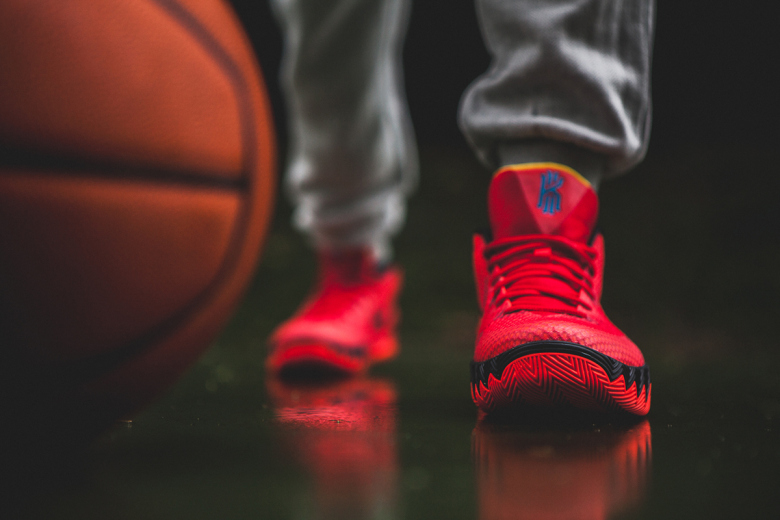 ... nike kyrie 1 deceptive red 1