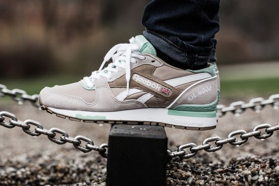reebok-gl 6000-walnut-mint
