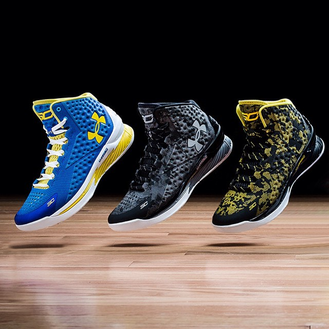 support stephen curry s first signature basketball sneaker the curry 1